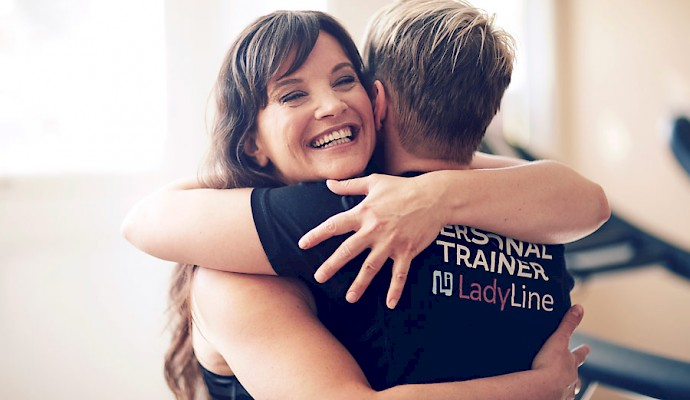 LadyLine personal trainer